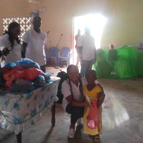 Loli Aide A L'enfance à Adeta Togo