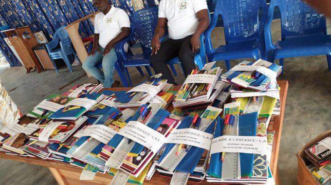 Offre Des Kits Scolaires Aux Enfants Démunis De Adidogome Yokoè